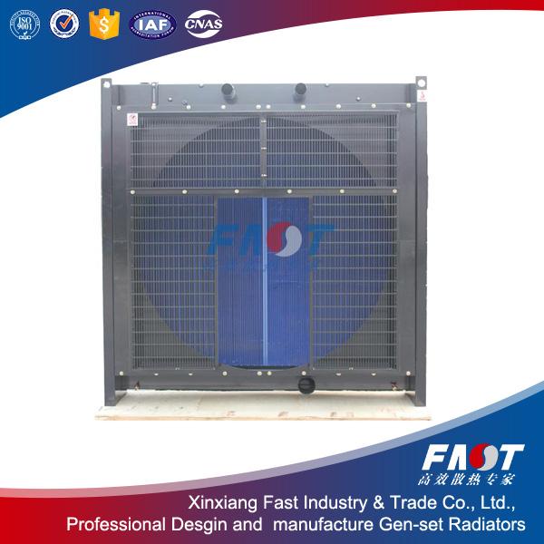 CumminsKTA50-G3Dieselgeneratorradiator