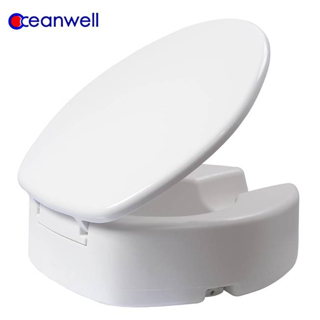 Raised Toilet Seat with TUV Approval
