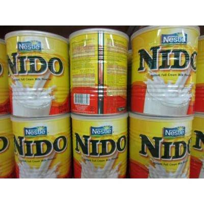 DEMANDING NESTLE NIDO MILK POWDER FROM HOLLAND ORIGIN ON SALES