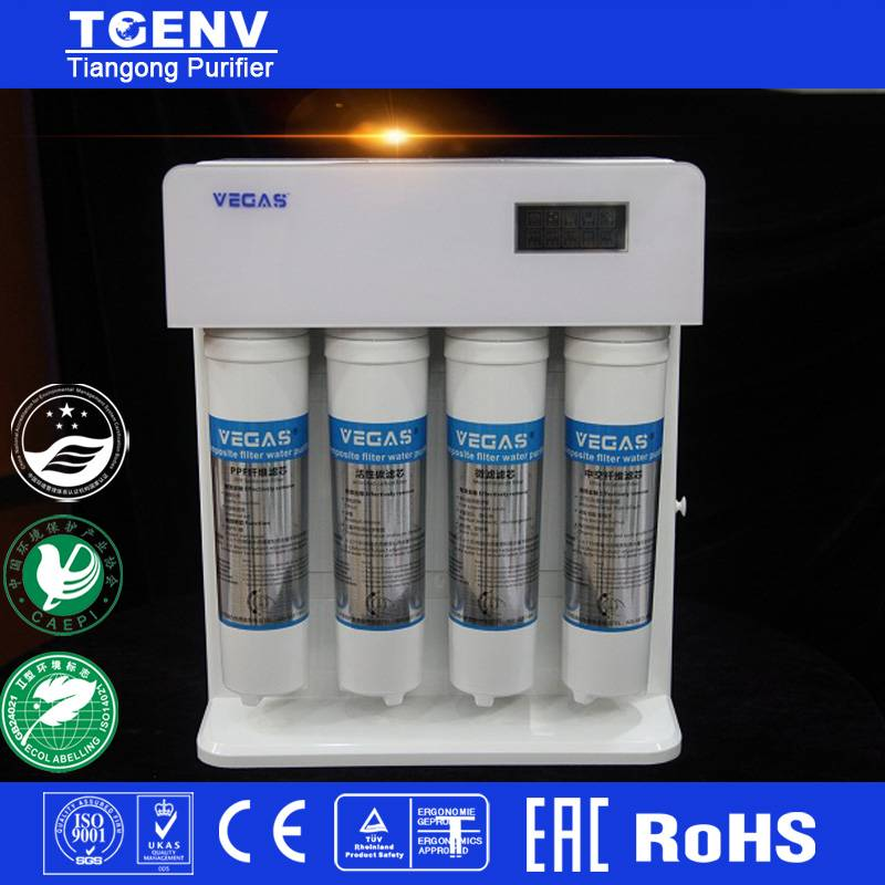 Ro water purifier with water filter