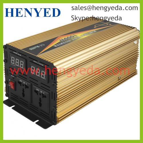 1000W DC to AC Pure Sine Wave solar Power Inverter (HYD-1000P)
