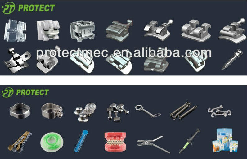 hot sales high quality orthodontics products with HOOK CE ISO FDA