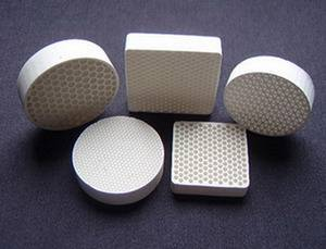 Infrared burner plate