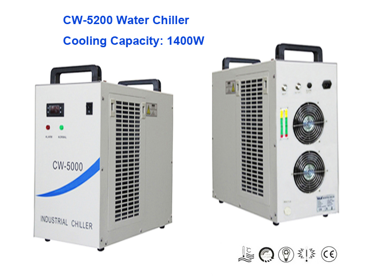 CW5200 Chiller for sale
