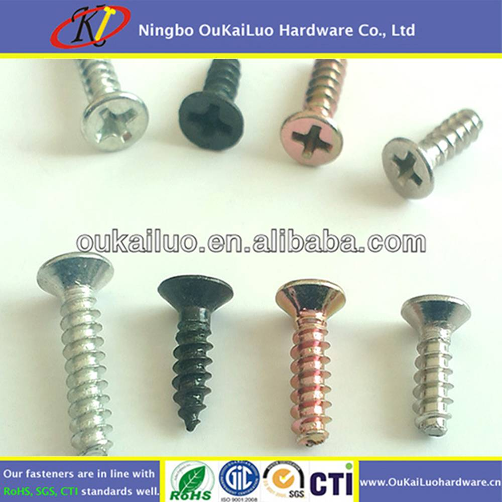 Cheap Hardware Made In China Self Tapping Screw