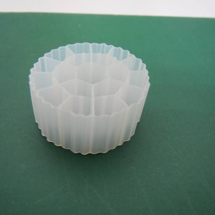 Environmental friendly PE material made 25*12mm MBBR filter media