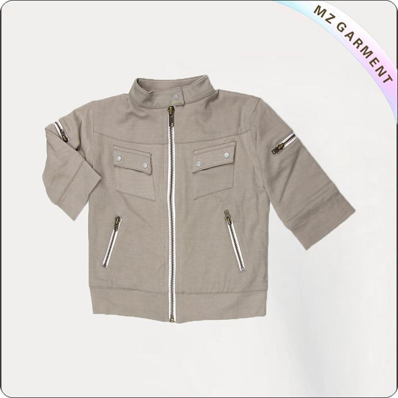 Kids Motorcycle Jacket