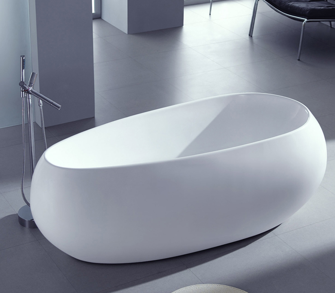 cUPC freestanding clear acrylic bathtub,standard bathtub size,granite bathtub