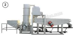 Pine nuts Shelling Equipment