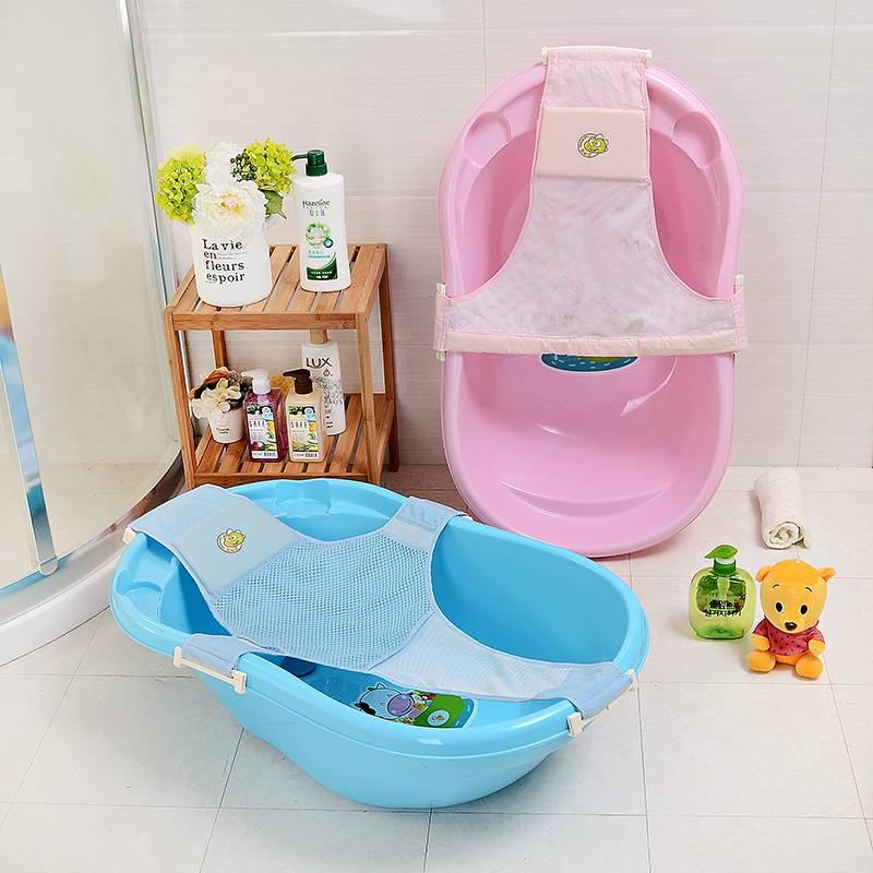 colorful Wholesale high quality plastic baby bath tub bath basin