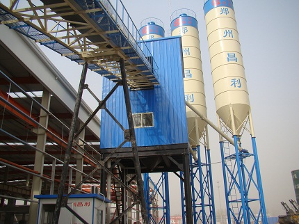 Leading Manufacturer Of Concrete Mixing Plant