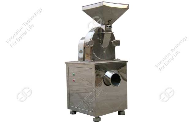 Stainless Steel Cube Sugar Grinding Machine