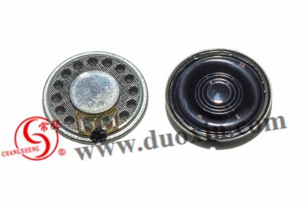 28mm mylar speaker 8ohm 0.25W intercom speaker DXI28N-B