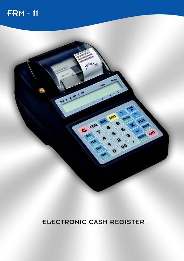Fiscal Cash Register FRM11 / ALTRO