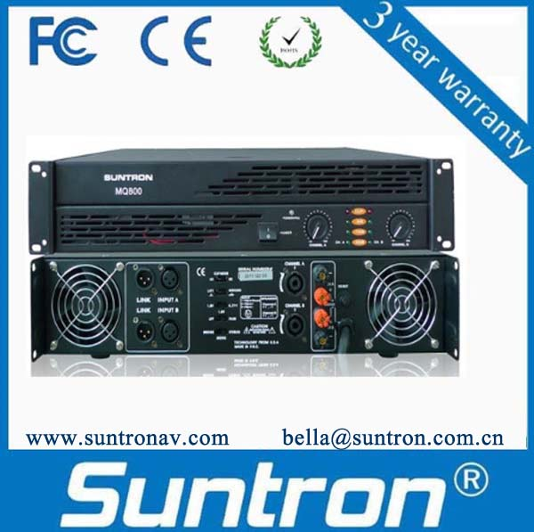 SUNTRON MQ Series Professional Amplifier