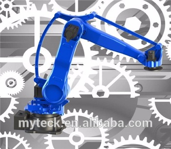 2017 New design industrial palletizing robotic arm 50kg load