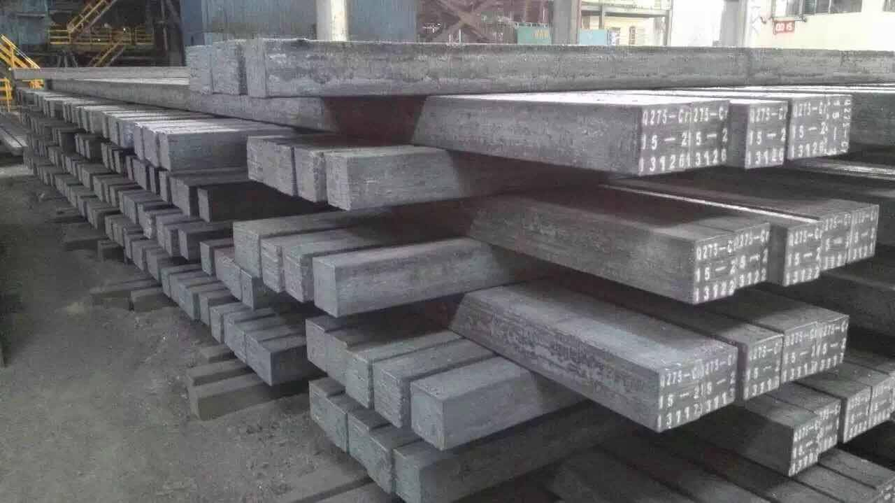 STEEL BILLETS SQUARE STEEL