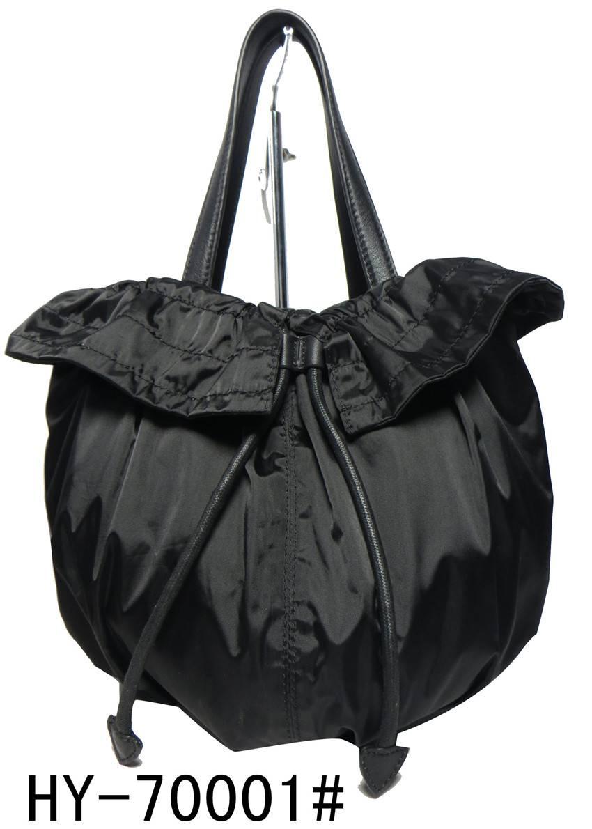Fashionable, feminine lady's leather handbag HY-70001#