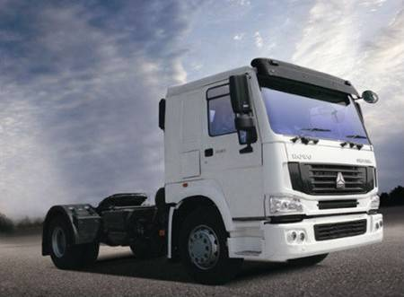 HOWO tractor truck/HOWO 4*2 tractor/high quality and low price tractor truck/good quality tractor tr