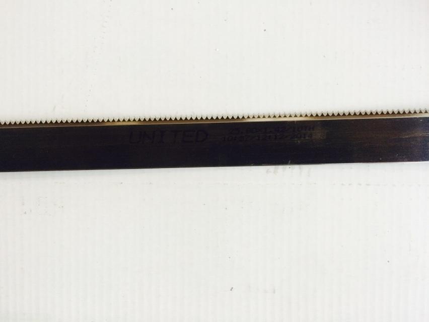 Steel Perforating Cutting Blade Rule For Die Making