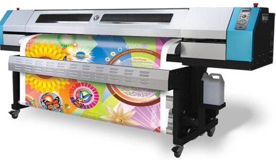 DX5 inkjet printer outdoor printer UD-181LA (Epson DX5)
