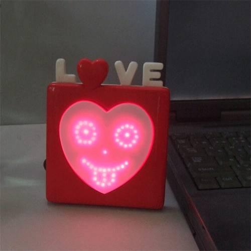 USB Emotion Light