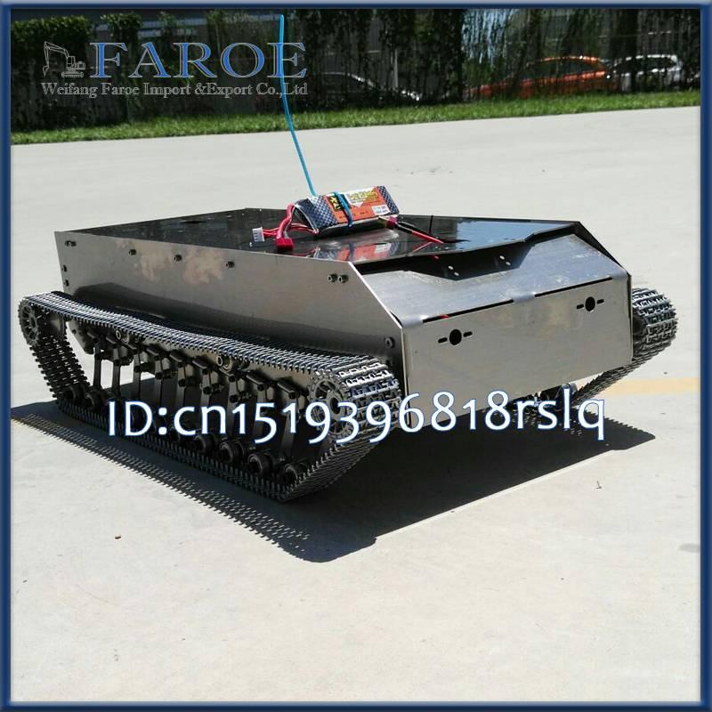BIG Track tank Chassis VR SHOOTING VERSION figure Transmission