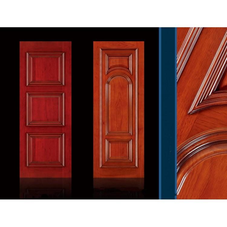 Good quality solid wooden door good price WD003