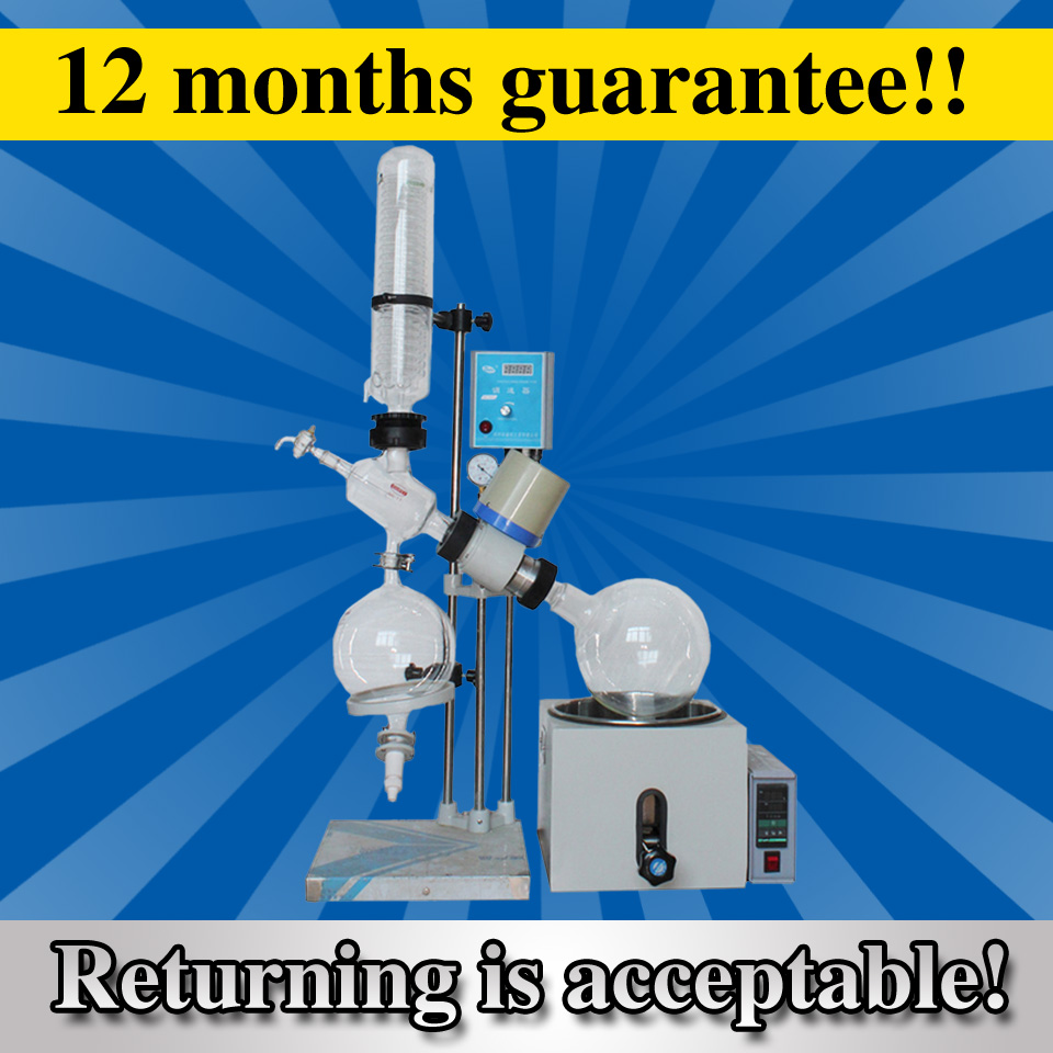 10L Rotary Evaporator Rotavap for efficient and gentle removal of solvents