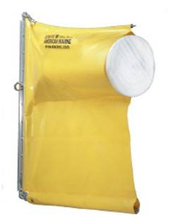 Hot! PVC Float oil fspill ence booms