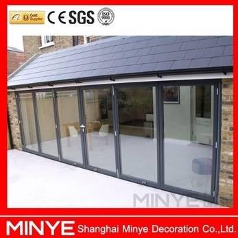 shanghai Minye luxury design cheap folding door
