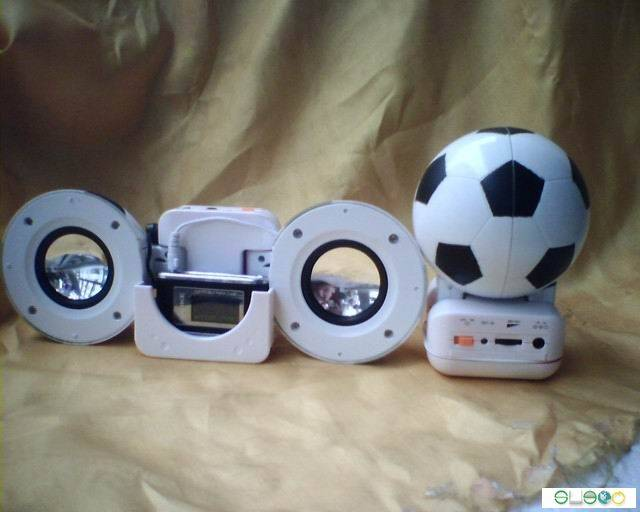 Football speaker