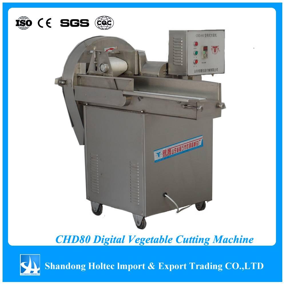 CHD80 Digital Vegetable Cutting Machine
