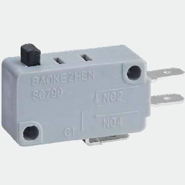 SPDT/SPST Micro Switch for Juicer,stirrer,blender,etc, Manufacturer China