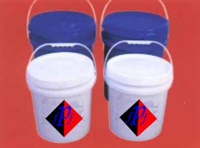 Ceramic fiber adhesive