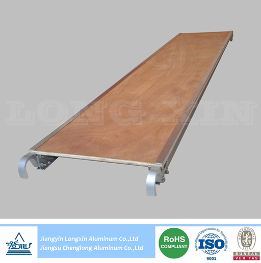 aluminium scaffold walkboard