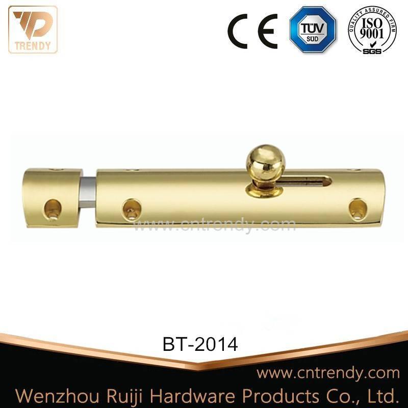 Brass Door&Window Latch Lock Bolt with Ball Head