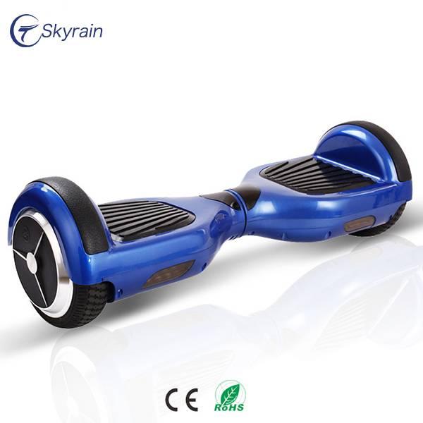 Self balancing scooter with UL2272