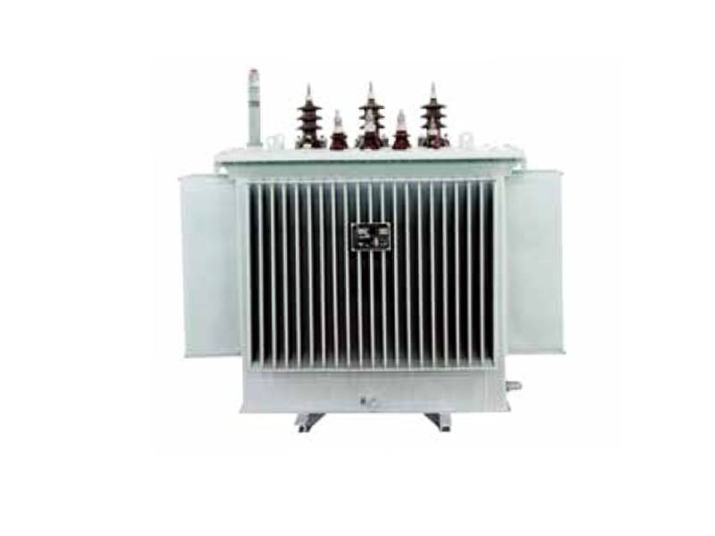 Transformer oil type distribution transformer