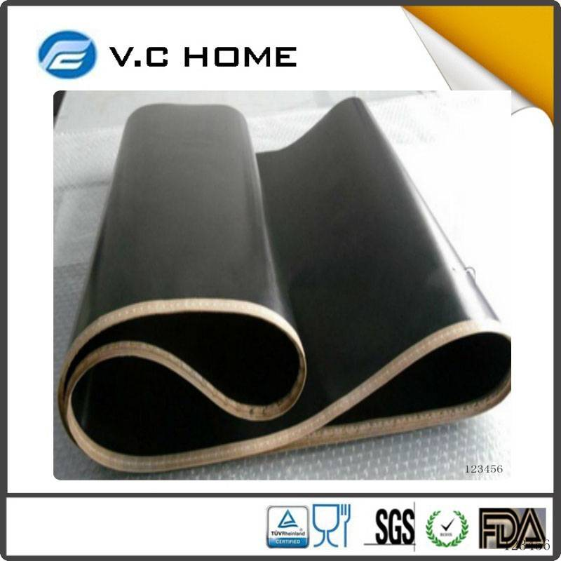 PTFE teflon fiberglass Fabric Seamless Fusing Belting for machine Made in Taixing