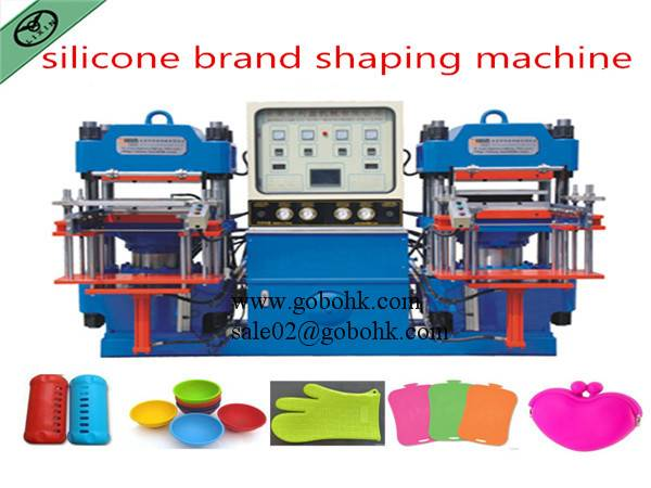 silicone Wristband making machine