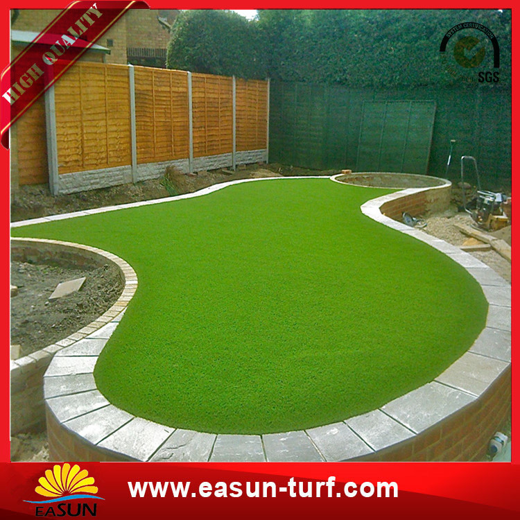 Good price High Quality Landscaping artificial grass turf for wholesale-Donut