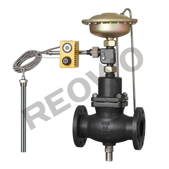 30L01T01Y/R,30L01T02Y/R self-operated flow and temperature control valve