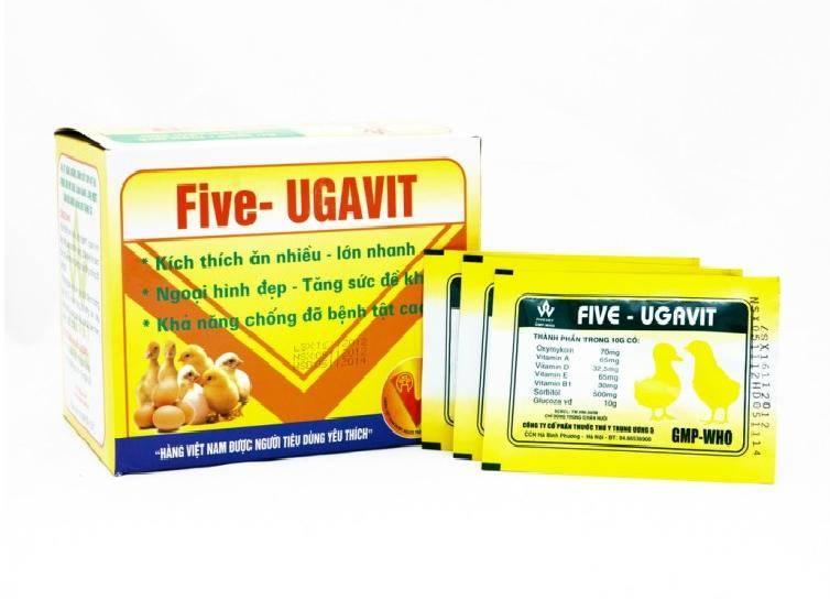 Five-Ugavit