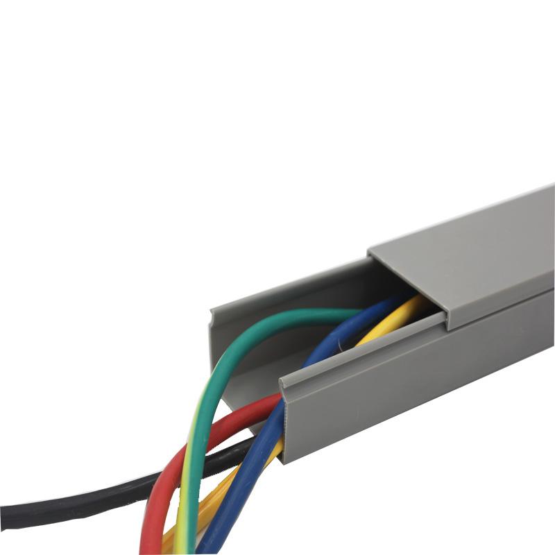 PVC Rigid Solid wiring duct
