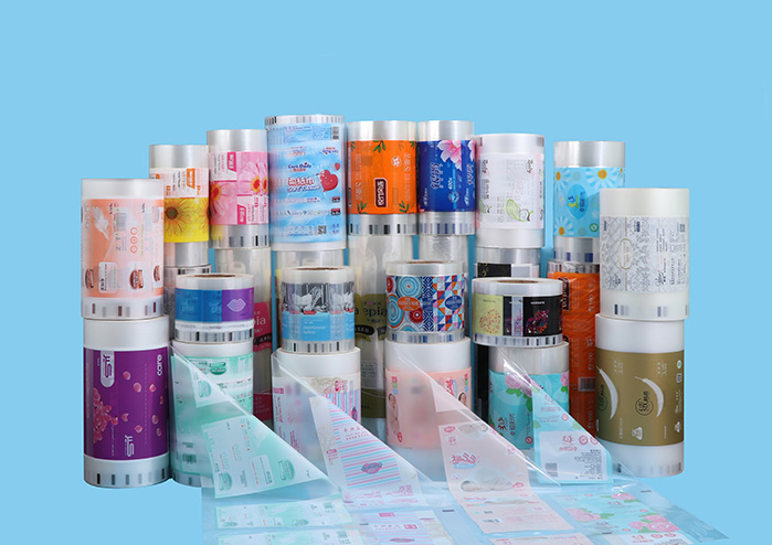 Competitive Price Tissue Packaging Printed Polypropylene Film