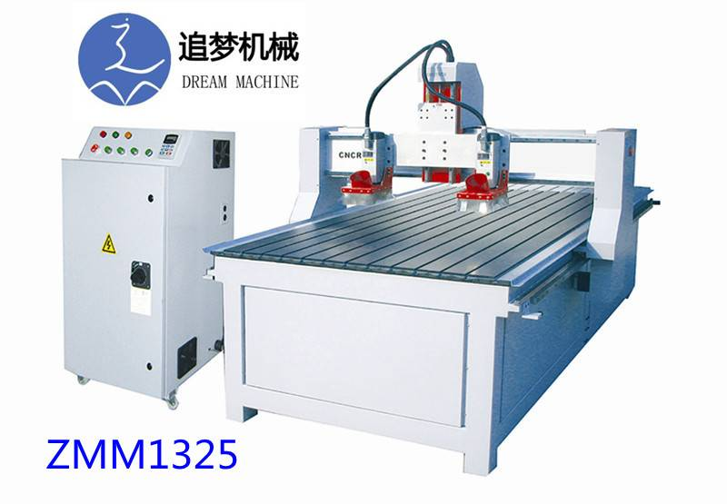 ZMM1325 Double-head woodworking cnc router