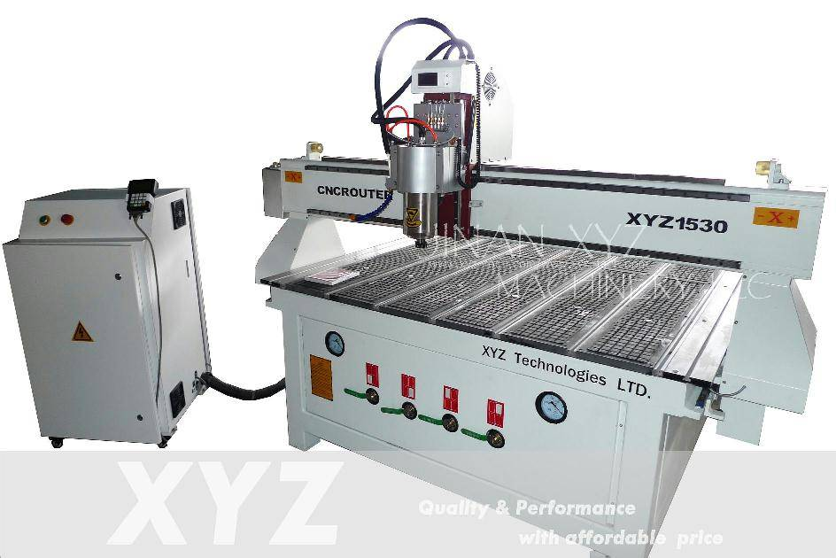 3d wood cnc router xyz 1530