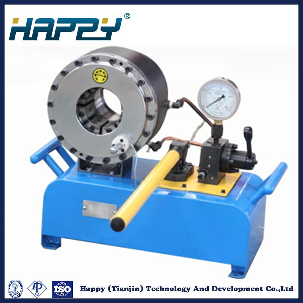 Hydraulic Manual Hose Crimping Machine