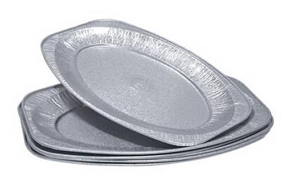 Aluminum Foil Platter 42728824mm